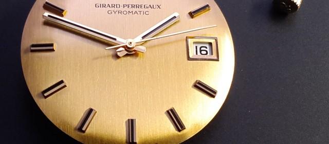 Girard Perregaux – Gyromatic