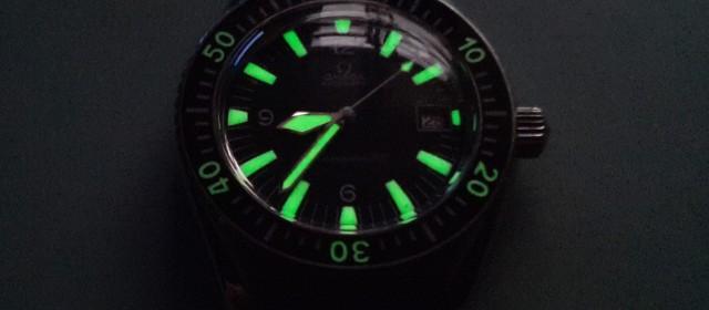 Omega Seamaster – Cal. 565