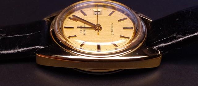 Girard Perregaux Gyromatic 21 Jewels Ladie's watch