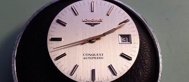 Longines Conquest – L633.1 (aka ETA 2824)