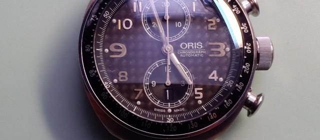 Oris TT3 – ETA 7750