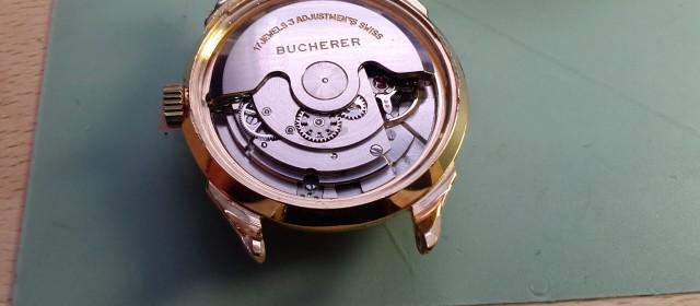 Bucherer – ETA 1256