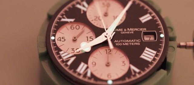 Baume & Mercier – Riviera Chronograph