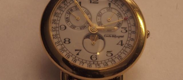 Pequignet – Triple Date – ETA 255.483