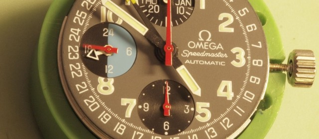 Omega Speedmaster Schumacher- Cal. 1151