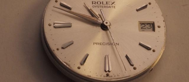 Rolex Oysterdate – Cal. 1215