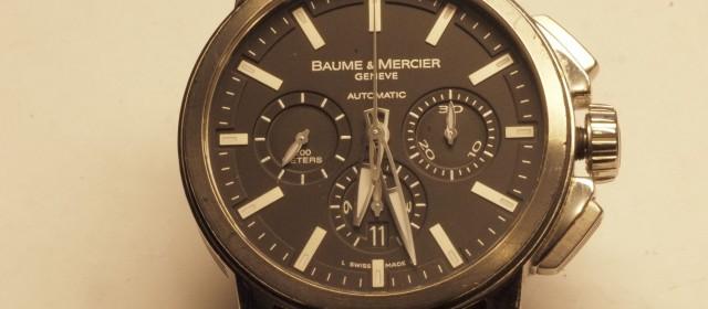 Baume & Mercier – ETA 7753