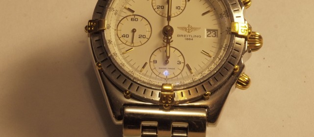 Breitling Chronomat – ETA 7750