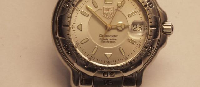 Tag Heuer – Chronometer – ETA 2892A2