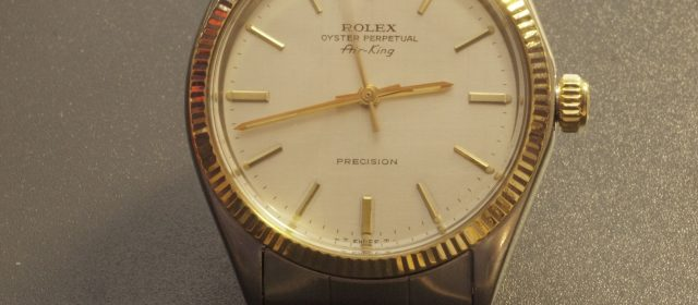 Rolex Airking – Cal. 1520