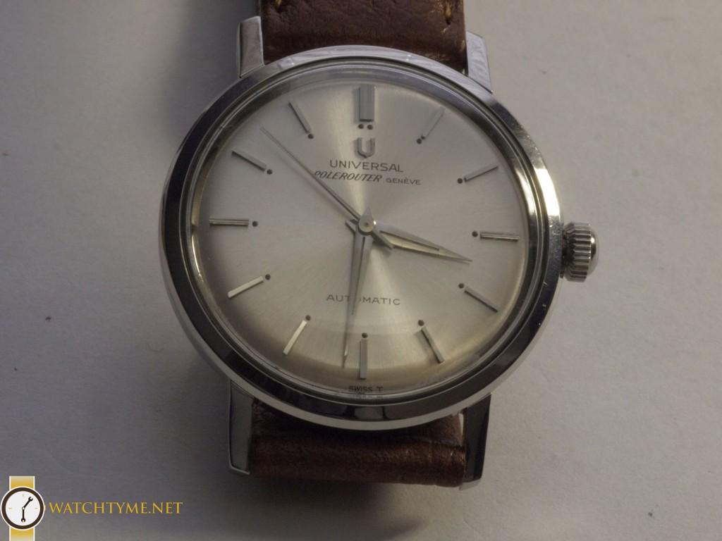 b696d5aa3c3 Universal Geneve Polerouter | Montreal Watch Repair | Watchtyme