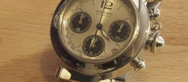Cartier Pasha – ETA 2894-2