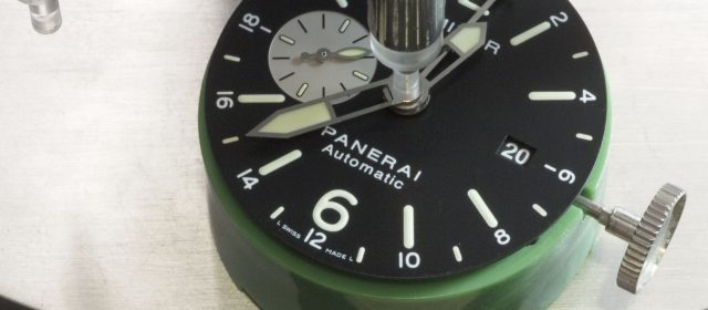 Panerai Luminor – GMT Firenze