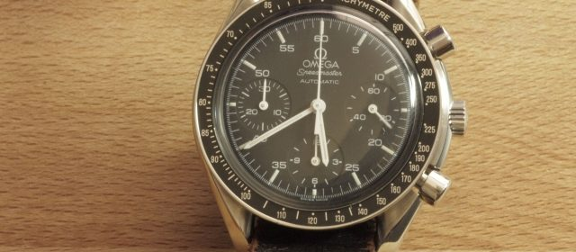 Omega Speedmaster Reduced – Cal. 1143