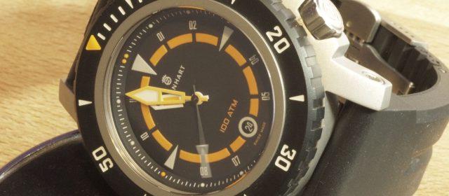 Steinhart Triton – ETA 2824