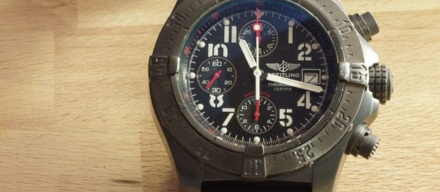 Breitling Avenger – ETA 7750