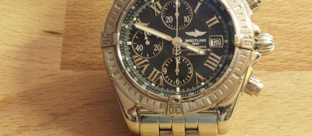 Breitling – Chronomat Evolution – ETA 7750