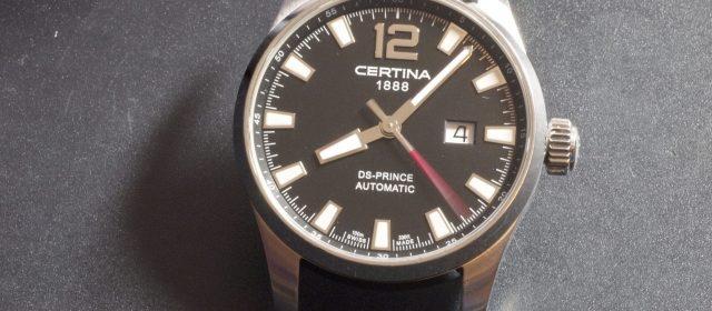 Certina – DS Prince – ETA 2826