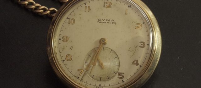 Cyma – Pocket Watch – Cal. 577