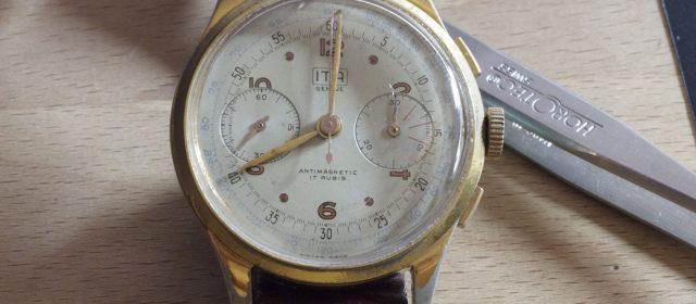 ITA Geneve – Chronograph – Landeron 51