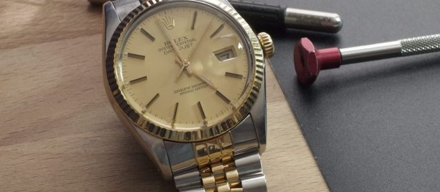 Rolex Datejust – Cal. 3035