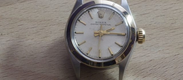 Rolex Oyster – Cal. 1161