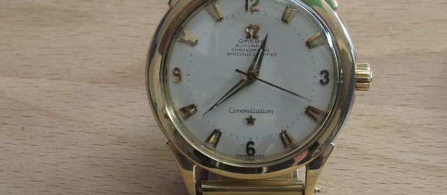 Omega Constellation – Cal. 354