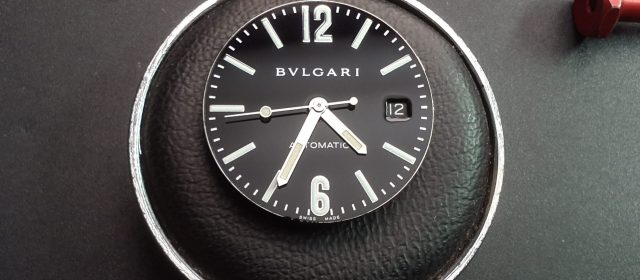 Bvlgari – Automatic – ETA 2824