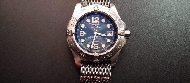 Breitling Superocean – ETA 2824