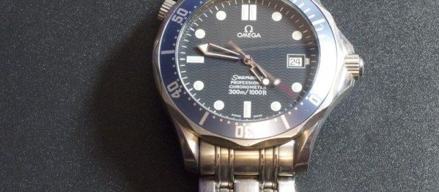 Omega Seamaster Pro – Cal. 1120