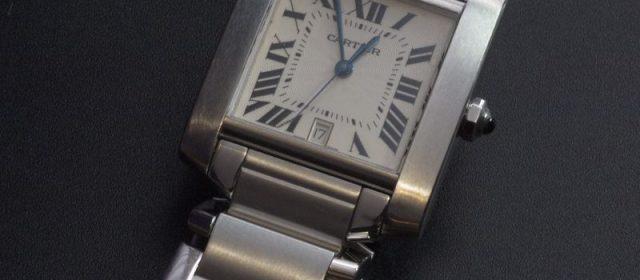 Cartier – Cal. 120 (Aka. ETA 2000-1)