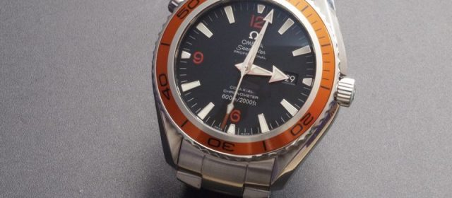 Omega Planet Ocean – Co-Axial Cal. 2500