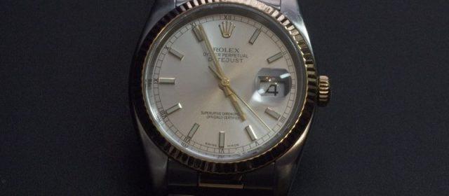 Rolex Datejust – Cal. 3135