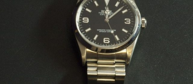 Rolex Explorer – Cal. 3130