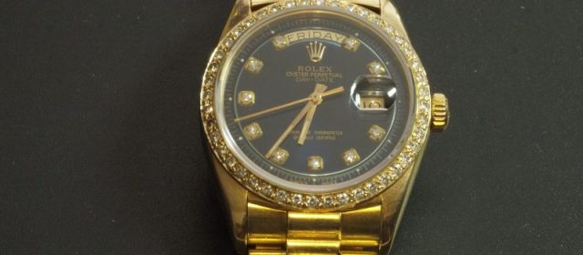 Rolex Day-Date – Cal. 1556