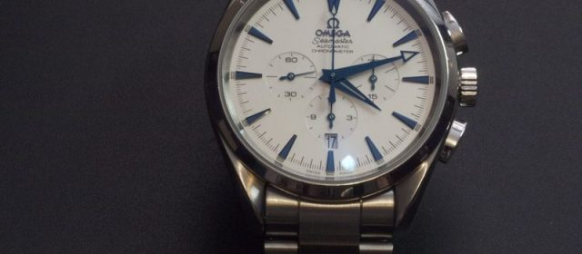 Omega Seamaster Aqua Terra Chronograph – Cal. 3301