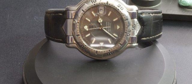 Tag Heuer Chronometre – Cal. 2892