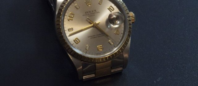 Rolex Date – Cal. 3135