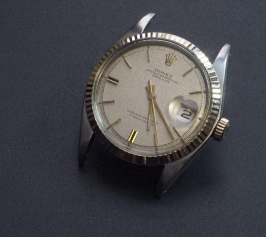 Rolex Datejust – Linen dial – Cal. 1570
